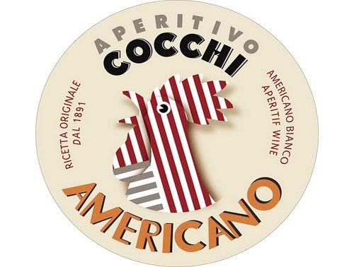 Cocchi Americano Label