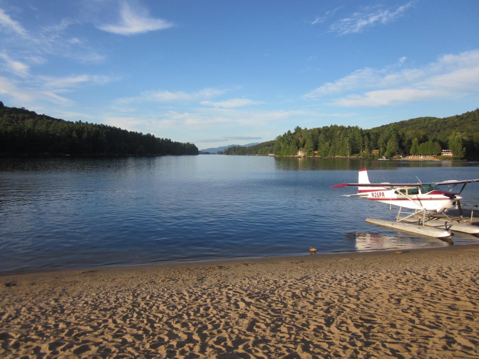 Long Lake, in the Adirondacks